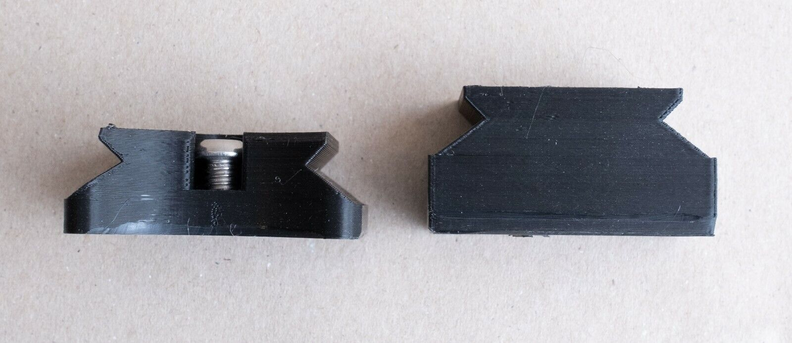 как выглядит Polaroid Pathfinder 110 front bottom tripod adapters, 261 3d printed фото