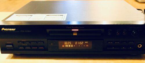 Pioneer PDR-555RW Music CD burner and player