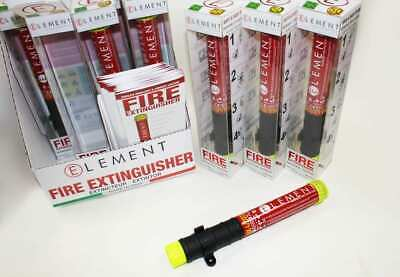 Element 50050 E50 Professional Handheld Fire Extinguisher - Retail Pack Of 10
