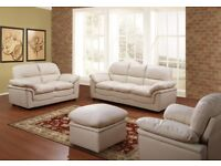 £25 OFF Luxury Leather Sofas For Customers in Coventry Birmingham Nuneaton Dudley Warwick Walsall