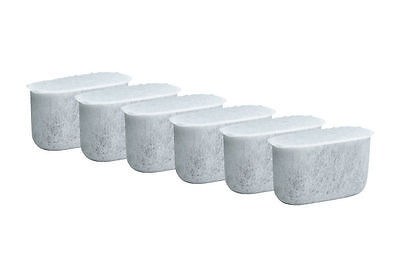 6 Pack Charcoal Water Filters Replacement,KCM11WF, Fits KitchenAid Coffee Makers