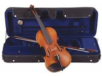 Antoni Symphonique Violin Outfit - Full Size ASV44 - Musical String Instrument BRAND NEW