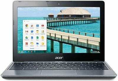 Acer C720-2802 Chromebook, 1.40GHz, 2GB, 16GB SSD Netbook (Air, HP, Asus, Dell)