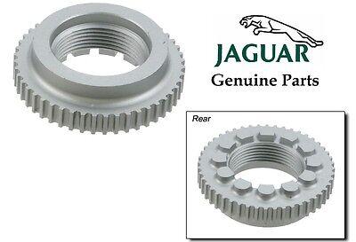 Abs Ring (NEW For Jaguar Vanden Plas XJ8 XJR XK8 XKR ABS Ring Genuine MJA1849BE )