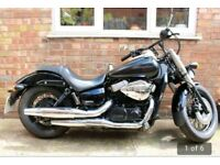 Honda shadow 750cc