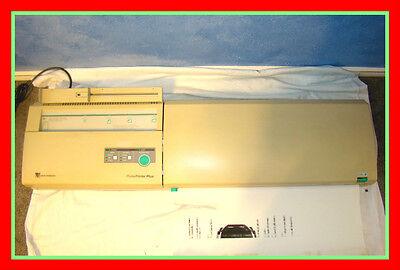 Varitronics Poster Printer Plus For Parts Or Fix