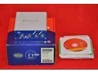 Digidesign Mbox 2 Mini Audio Interface with Pro Tools Ignition Pack 2 Boxed £45