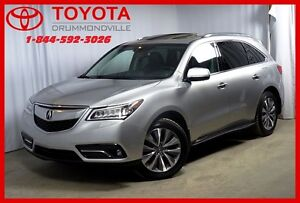 2014 Acura MDX Navigation Package/CUIR/TOIT