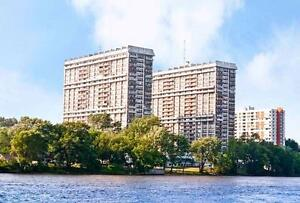 1 BR, unfurnished, all inclusive, Laval