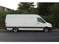 Reliable and professional van drivers required