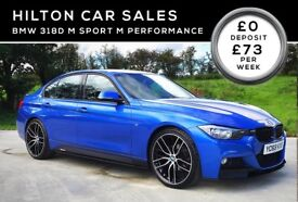 2013 BMW 318D M SPORT WITH FULL M PERFORMANCE PACK****FINANCE AVAILABLE****( NOT MERCEDES AUDI )