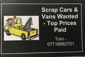 🚘 cash for scrap cars 🚘