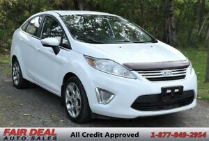 2012 Ford Fiesta SEL: Fully Loaded/Sunroof/Heated Seats