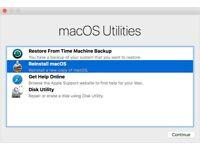 MAC OSX System Installation for Apple Mac iMac MacBook Pro Mac Mini Laptop Computer Mojave Catalina