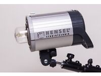 3x HENSEL Integra 500 Plus (Expert Pro Plus) - Best Studio Light Ever!