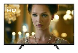 Panasonic TX-40ES400B 40-Inch Widescreen 1080p Full HD Smart LED TV with Freeview HD