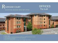 Offices To Let - Merthyr Tydfil