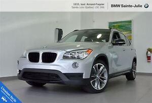 2013 BMW X1 xDrive28i + Sport Line + Premium