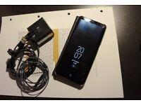 samsung S8- Black-64GB