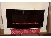 Eletric fireplace