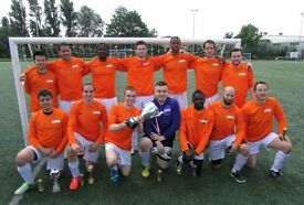 FIND FOOTBALL TEAM IN LONDON, JOIN 11 ASIDE FOOTBALL TEAM, PLAY IN LONDON, FIND A SOCCER TEAM 9IC