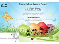 Photography Mini Sessions, Easter Sunday in Ammanford
