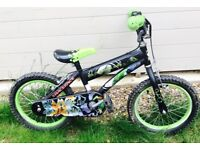 Boys Ben 10 bike age 5-8 in great condition
