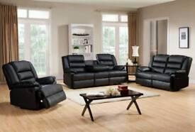 FACTORY LEATHER SOFA SALE