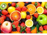 PART TIME Fruit Packer in E14 London 5 days per week. Evening/Night work