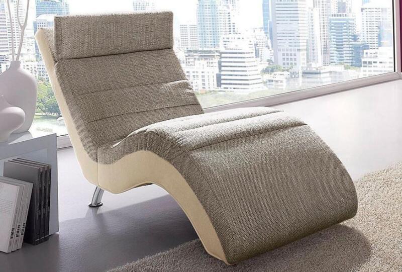 relaxliege liege kunstleder struktur braun uvp499 neu pb in nordrhein westfalen paderborn. Black Bedroom Furniture Sets. Home Design Ideas