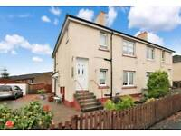One bedroom upper flat in sought after area in Motherwell