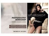 PHOTOGRAPHY WORKSHOP, COURSE,PHOTO EVENT, LONDON, OCTOBER, STUDIO LIGHTING, PHOTO WORKSHOP,