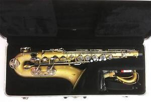 "Selmer ""Bundy II"" Tenor Saxophone Outfit"