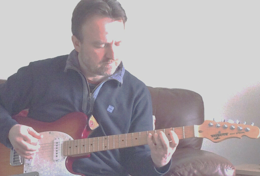 Guitar Lessons. Any Age. Beginners & Intermediate. Fully Qualified Teacher with DBS.