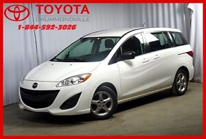 2014 Mazda MAZDA5 GS/AIR CLIM/CRUISE CONTROL