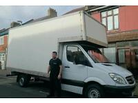 Man and Luton van Portsmouth HOUSE REMOVALS & CLEARANCES, BUISNESS RELOCATION, RUBBISH CLEARED.
