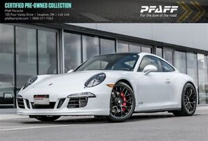 2015 Porsche 911 Carrera Coupe GTS PDK - 4.99% LEASE RATE