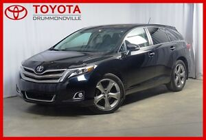 2014 Toyota Venza LIMITED/AWD/CUIR/GPS/TOIT