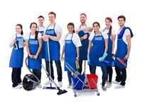 Office and Domestic Cleaners WANTED in LONDON!