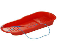 Swordfish Sledge Toboggan - Red