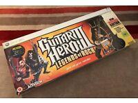 Guitar Hero Legends of Rock guitar controller for XBox 360