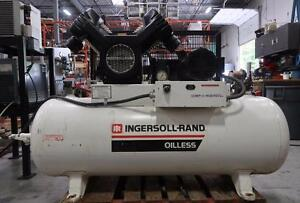 Ingersoll Rand Model: OL 5D5 Air Compressor