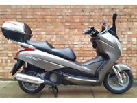 Honda FES 125, Excellent Condition, Only 2325 miles!