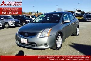 2012 Nissan Sentra 2.0 S only $105 biweekly!