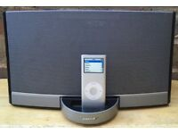 Bose SoundDock Portable Digital Music System Docking Station For iPod / iPhone