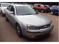 55 PLATE FORD MONDEO 2.0 TDCI ZETEC HATCH £795