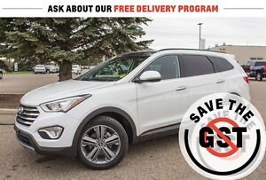 2016 Hyundai Santa Fe XL Limited *AWD *Leather *Bluetooth *Siriu