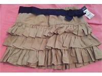 Ralph Lauren skirt girls age 16 genuine summer skirt