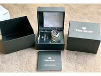 TAG HEUER FORMULA 1 MENS 44mm STAINLESS STEEL BRACELET WATCH BRAND NEW BOXED, WARRANTY rrp £2400