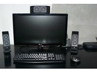 LG 23 Inch Widescreen, LCD Fully HD Monitor - £70 ONO